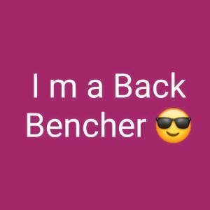 Back bencher