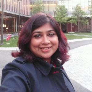 Anjalli Ravikumar