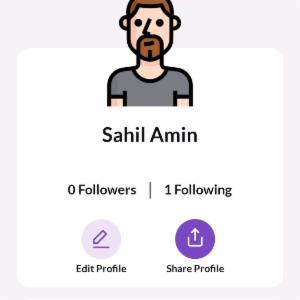 Sahil Amin
